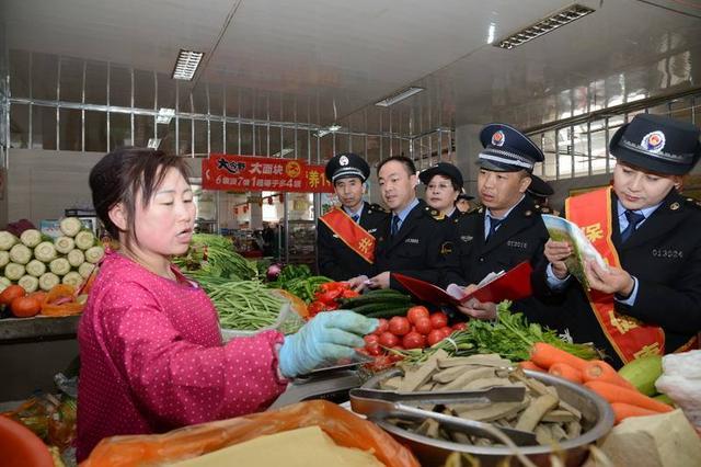 乌兰察布将打造我国首个安全食品示范城市