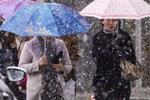 呼和浩特又迎雨雪天气