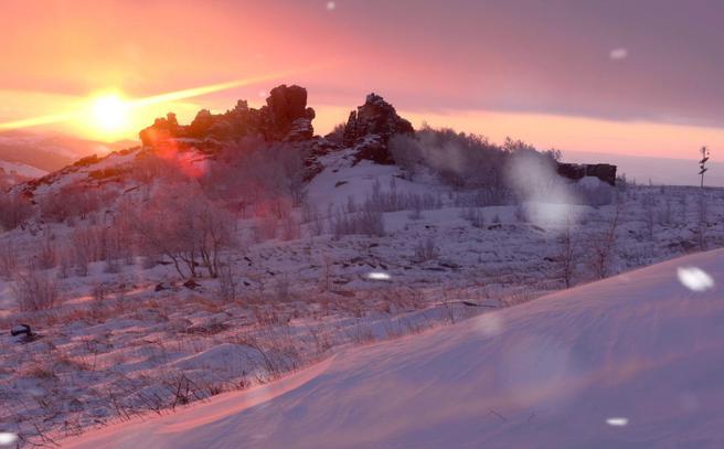 内蒙古克什克腾旗迷人风光,藏在大兴安岭深处的石头森林和鸟儿天堂