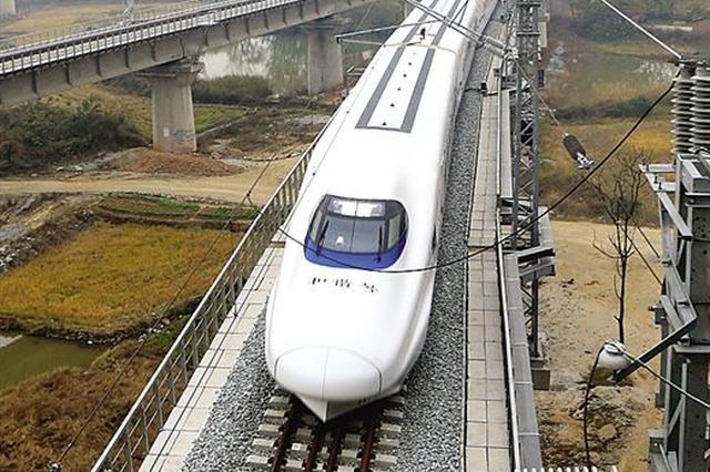 首府拟建火车南站?