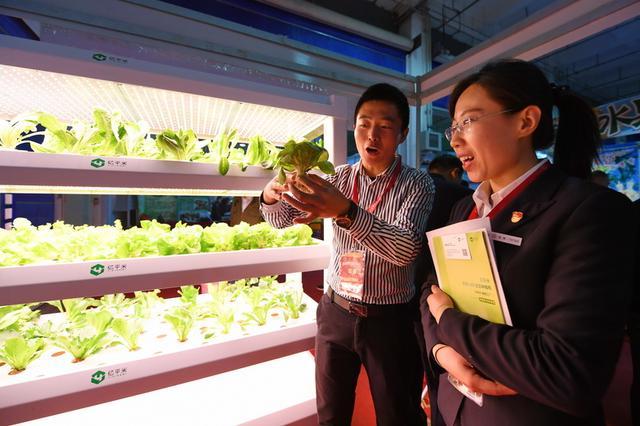 760余家企业携新产品、新技术亮相农博会
