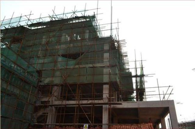 首府重点产业项目陆续开复工