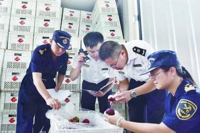 内蒙古东四盟市出入境检验检疫机构管理划入海关