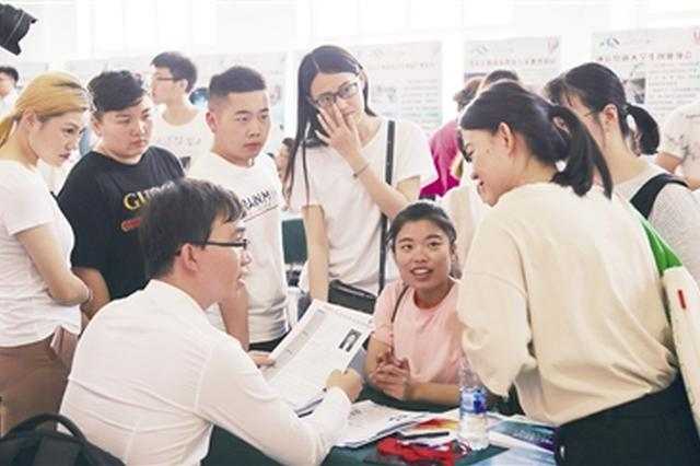 鄂尔多斯市2018年走进内蒙古工业大学专场招聘会召开