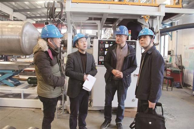 自治区级及以下工业园区污染防治工作专项检查开始