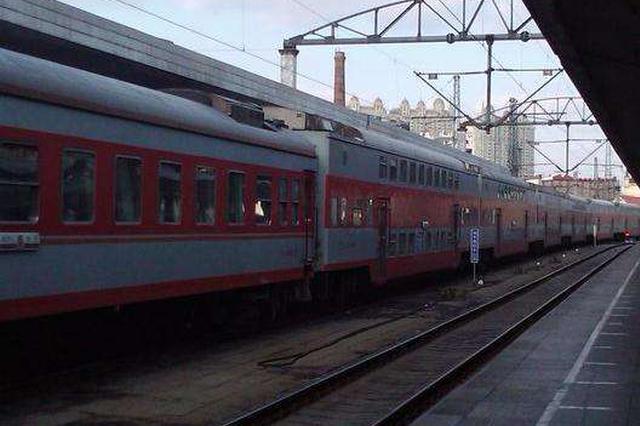 2559次列车升级为K2559 赤峰站多列火车运行时刻微调