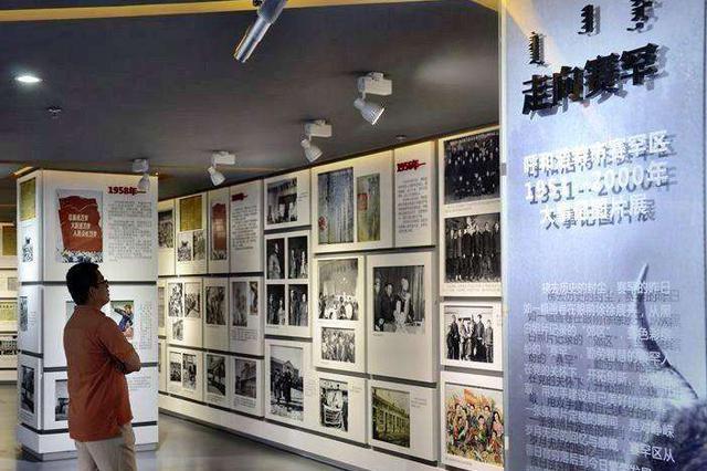 呼和浩特市赛罕区综合展览馆民俗展厅免费开放