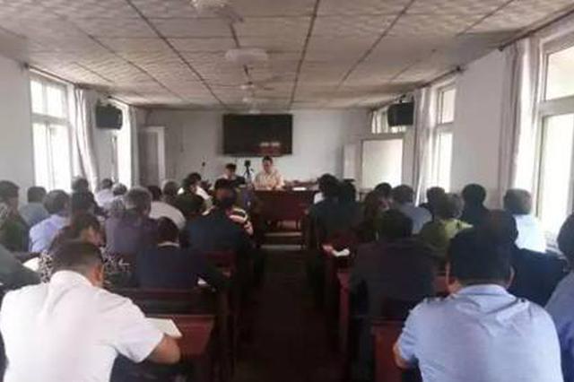 中央第二环保督察组交办内蒙古第五批环境信访举报件