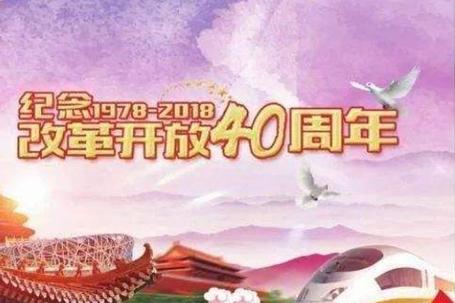 """内蒙古征集""""改革开放40周年""""专题档案资料"""