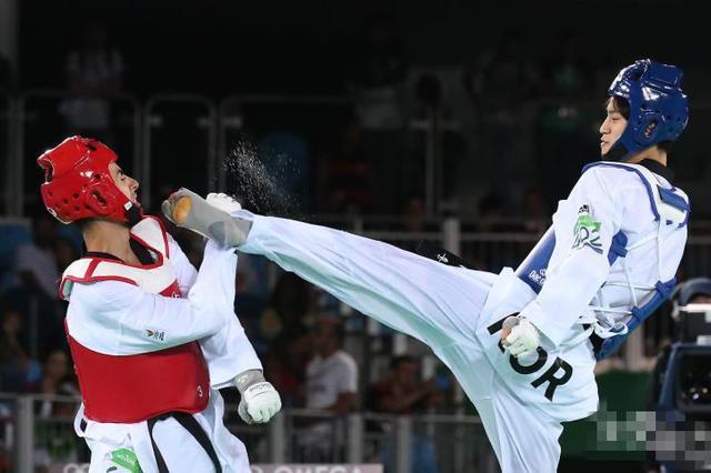 中国跆拳道公开赛:内蒙古选手夺得1金2铜