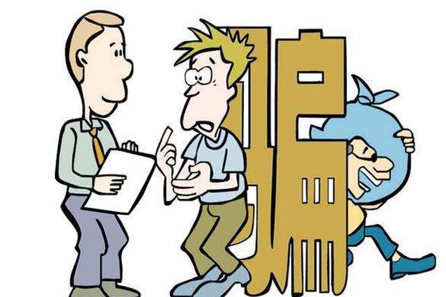男子以帮人找工作为由行骗 开家公司做幌子诈骗10万元