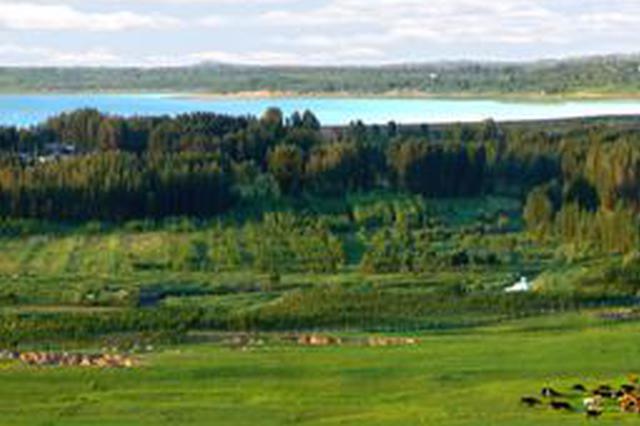 科右中旗:修复矿山生态 守护绿水青山