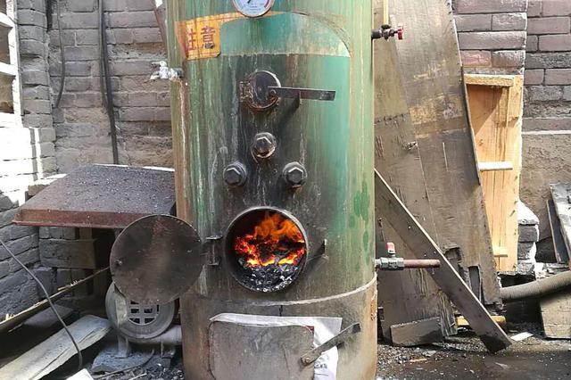 扎赉特旗:淘汰燃煤小锅炉