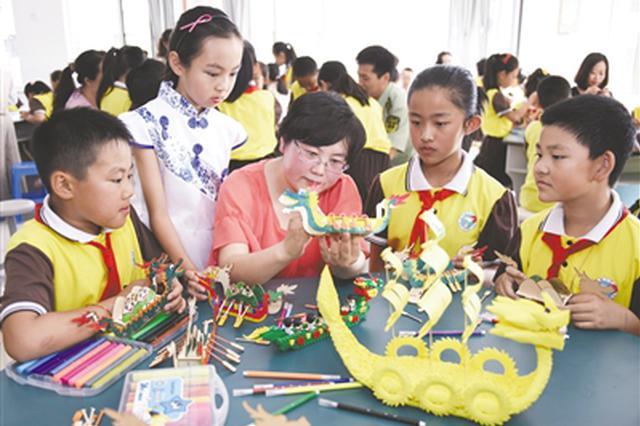 体验多彩民俗 传承中华文脉 迎接端午节到来