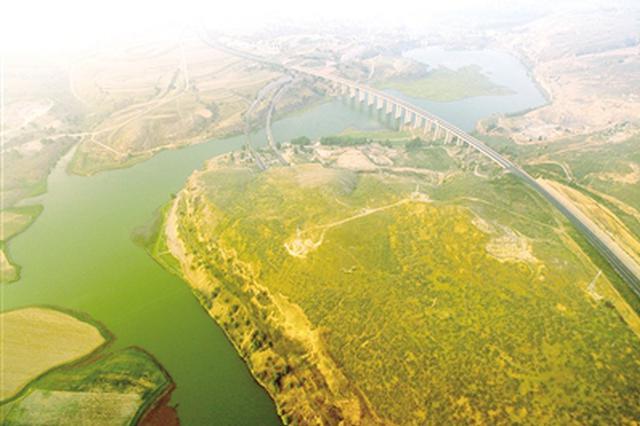 浑河国家湿地公园景色美