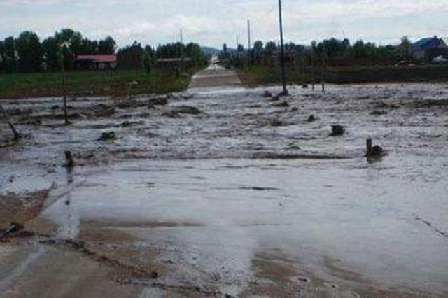 呼伦贝尔出现洪涝灾害 未来3天中东部仍降水
