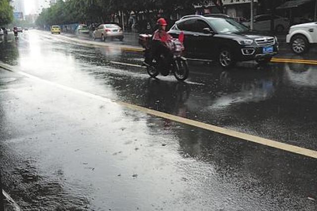 内蒙古多地出现持续降雨 东部旱情缓解明显