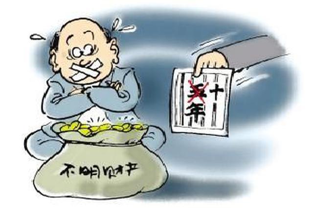 甄久春涉嫌受贿及巨额财产来源不明罪被提起公诉