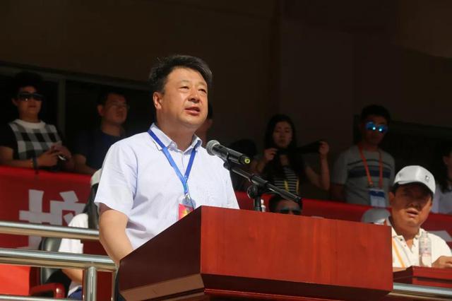 内蒙古自治区第十四届中运会在乌海市举行