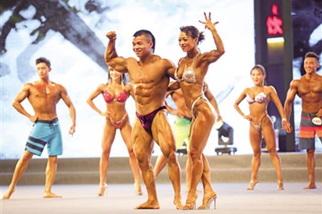 全国31个省市区 300余名健美选手闪耀青城