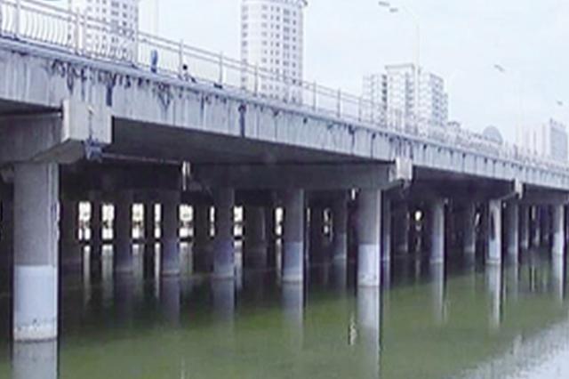 呼和浩特市如意大桥线缆乱搭的问题解决啦