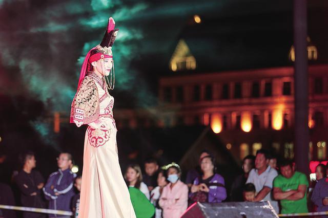 2018年中俄蒙消夏音乐节在阿尔山市拉开帷幕