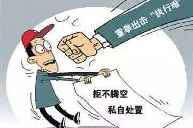 """内蒙古全区法院:""""三大歼灭战""""剑指执行难"""