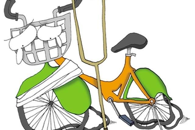 呼和浩特盗窃公共自行车案告破 六名嫌疑人五名未成年