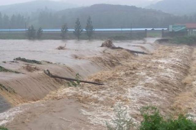 巴彦淖尔市洪灾造成直接经济损失5.36亿