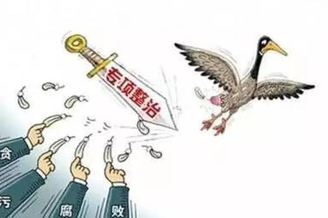 """巴彦淖尔市通报3起""""雁过拔毛""""式腐败问题典型案例"""