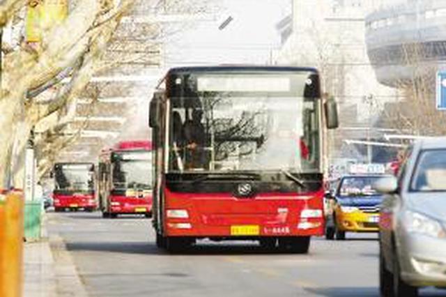 呼和浩特市博北道路围挡:4条公交线路改线