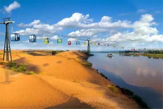 呼和浩特托克托 第八届黄河文化旅游节 将于18日举行