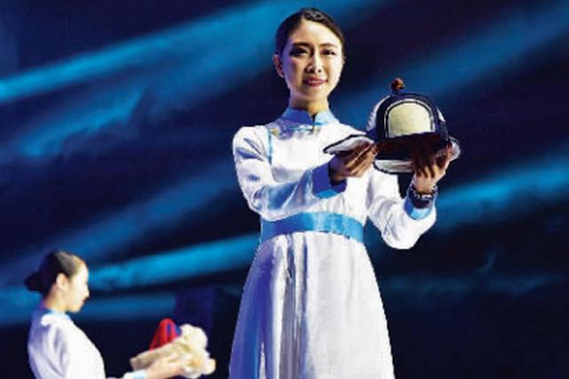首届蒙古族时装与帽饰设计大赛展演落幕