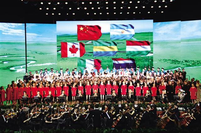 内蒙古民族艺术剧院对外交流赢得广泛赞誉 听世界掌声