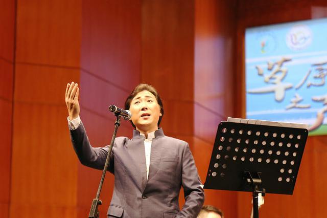 著名歌唱家廖昌永 与他在内蒙古的草原情结