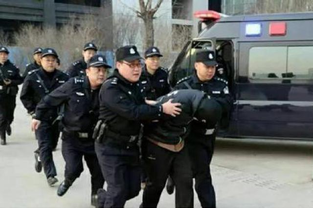 呼和浩特市警方抓获266名涉黑涉恶犯罪嫌疑人