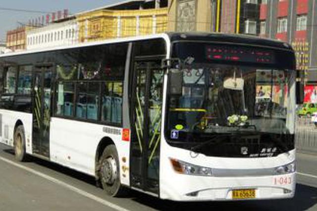 首府两条定制公交线路即将开通 线路由市民投票决定