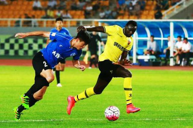 3:2主场战胜新疆雪豹纳欢 呼和浩特队豪取四连胜!