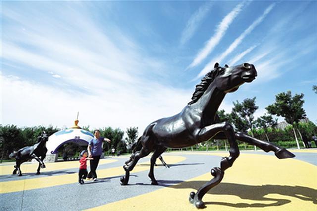 呼和浩特市人均公园绿地面积达17.27平方米