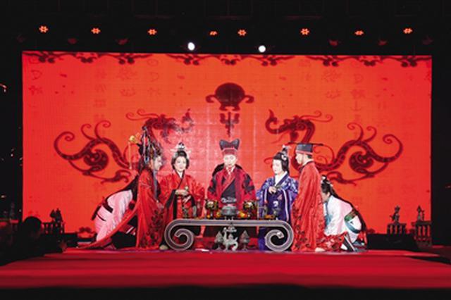 中国·首届民族婚礼文化节临河开幕 分3大板块 历时5天