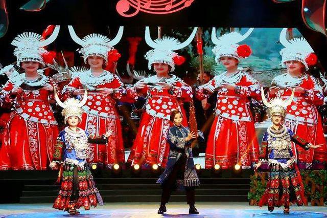 第二届全国少数民族优秀声乐作品展演在京上演