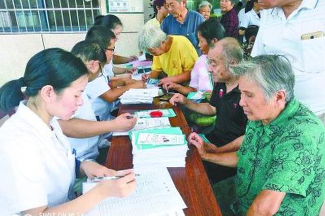 首府积极推进家庭医生签约服务 百姓健康更有保障