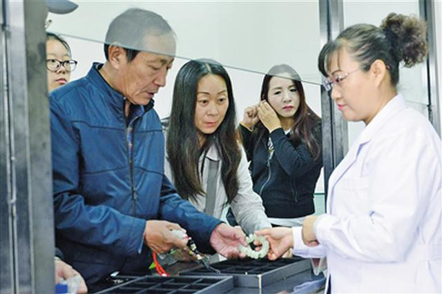 内蒙古质检院开展金银珠宝饰品免费测活动
