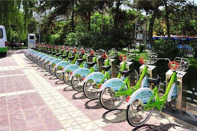 """呼和浩特市200多个公共自行车站点""""瘫痪"""""""