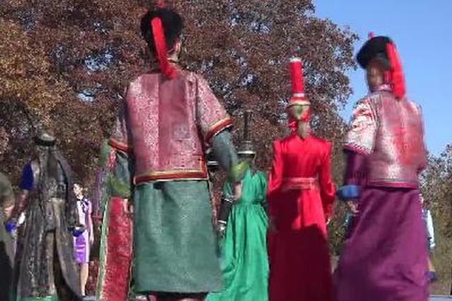 内蒙古花季旅游乌旦塔拉枫叶节在通辽开幕