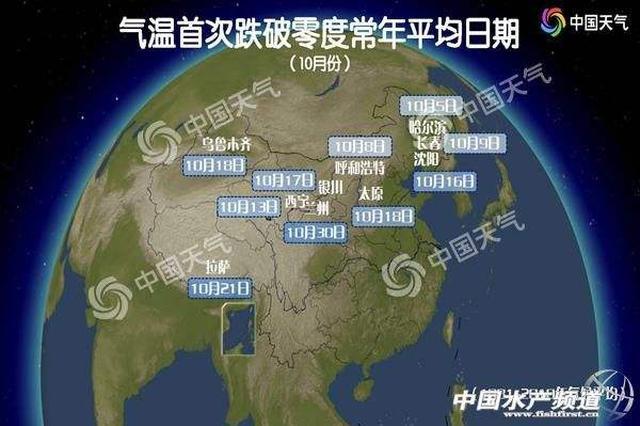 10月上旬气温创本世纪新低 内蒙古大部已入冬