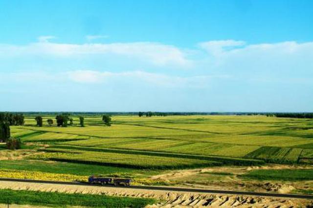文明植沃野 小镇沐新风  ——和林县城镇建设发展纪实