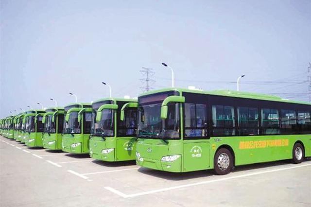 赤峰市:如今坐公交也可以綠色智能出行