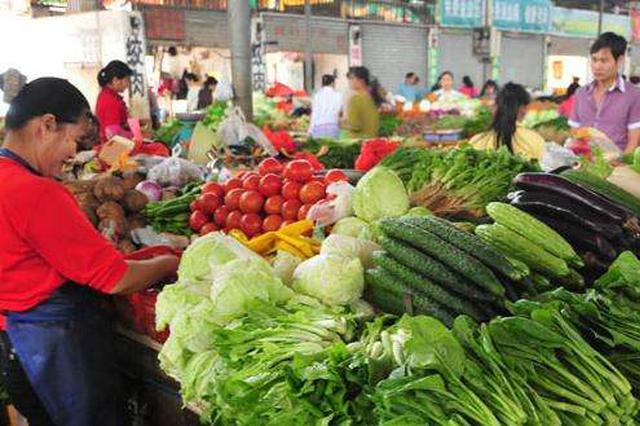 呼和浩特市9月份肉禽蛋 及蔬菜價格均上漲