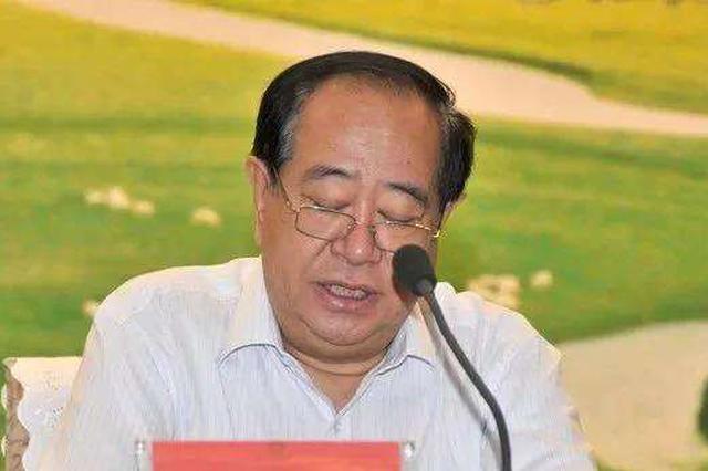 內蒙古自治區人大常委會原副主任邢云接受審查調查